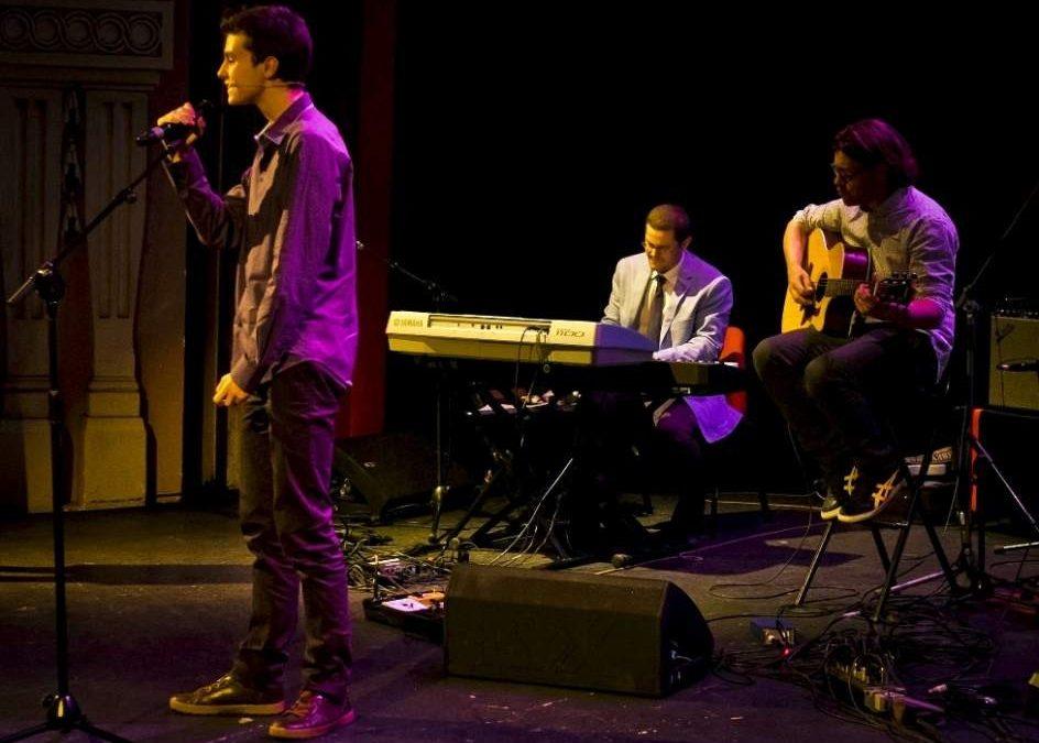 'Gracias', el primer disco de un joven con autismo en España