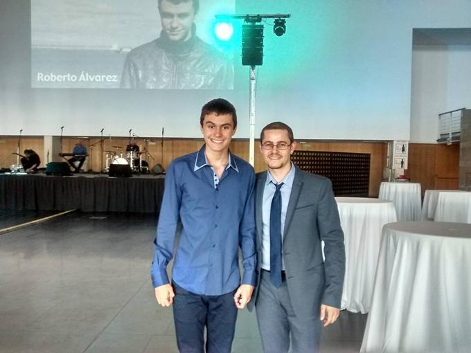 David Núñez, un onubense que ha convertido la música en su herramienta para trabajar con personas con autismo