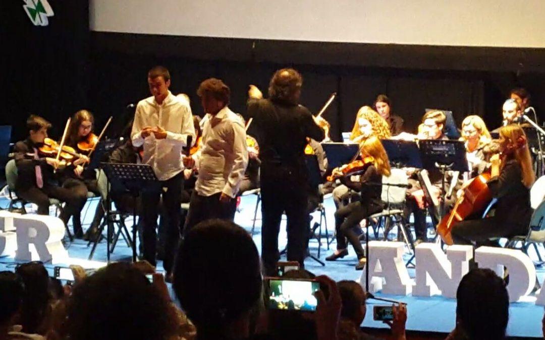 Alumnos con autismo de música en ETHOS ponen el broche final al III Congreso Andaluz de TDAH de Huelva