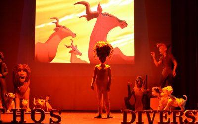 Éxito en el Gran Teatro del espectáculo musical por el autismo