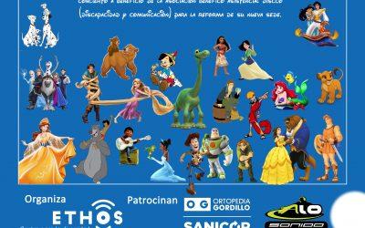 Espectáculo Musical basado en la magia de Disney