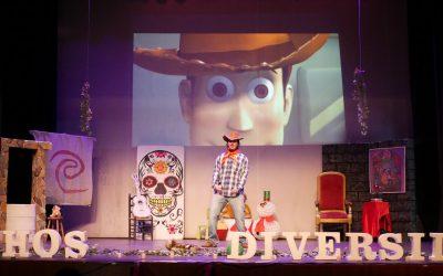 La magia de Disney en un musical inclusivo de ETHOS Centro para la Diversidad